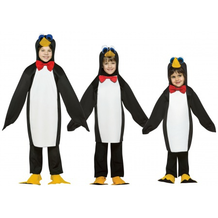 Kids Penguin Halloween Costume image