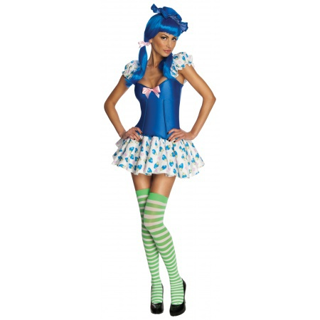 Blueberry Muffin Costume image