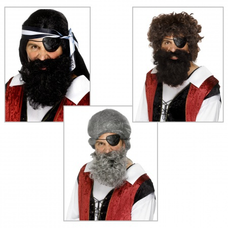 Pirate Beards image