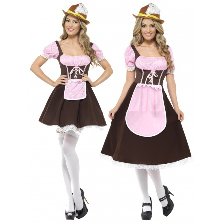 Womens Oktoberfest Costume image