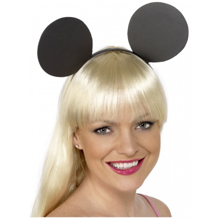 Black Mouse Ears image