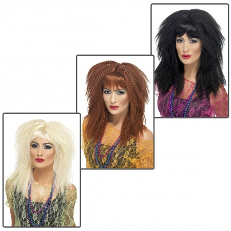 80s Wigs For Women image