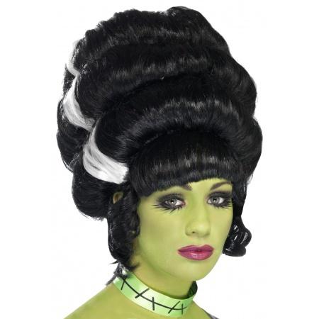 Bride Of Frankenstein Wig image