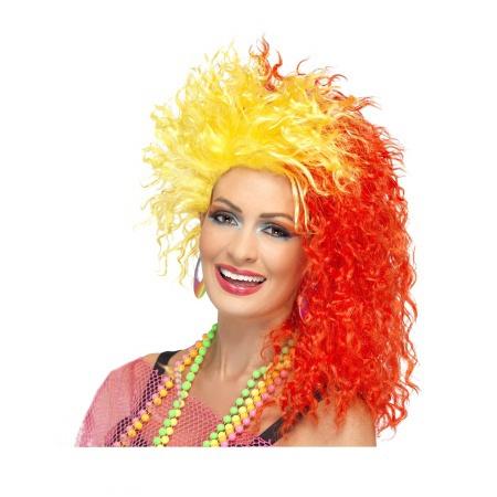 Cyndi Lauper Wig image