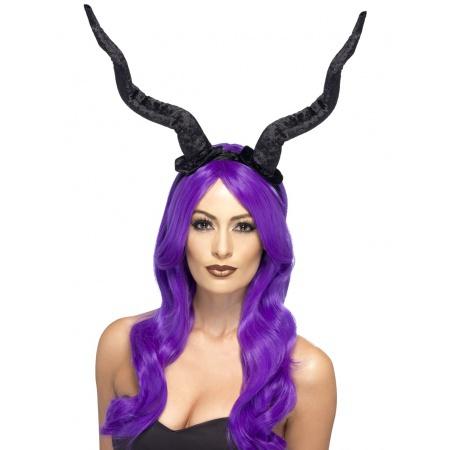 Demon Horns Headband image