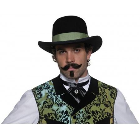 Gambler Moustache Set image