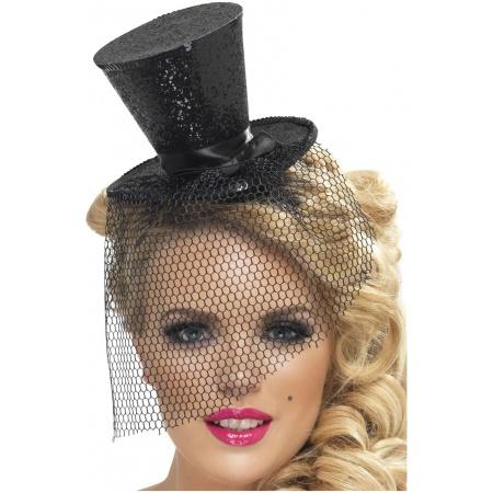 Mini Top Hat Headband image