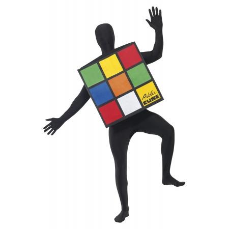 Rubiks Cube Costume image