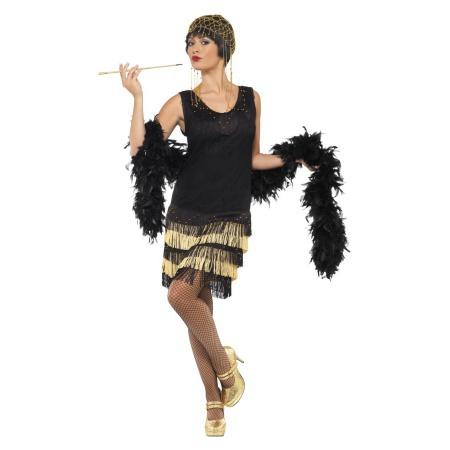 Womens Flapper Dress image