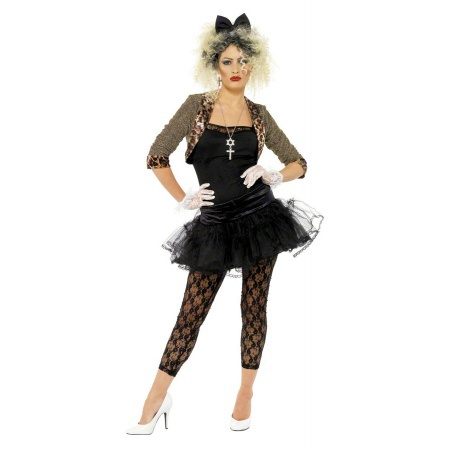 Madonna 80s Costume image