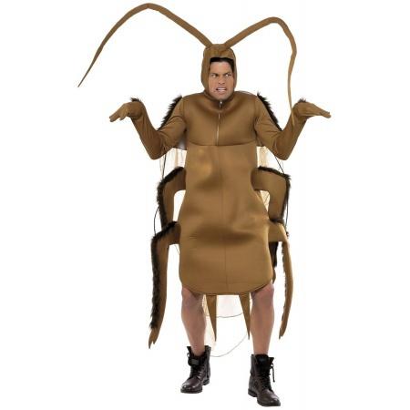 Cockroach Costume image