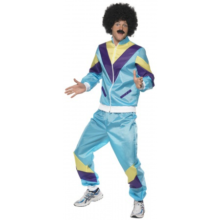 80s Tracksuit image