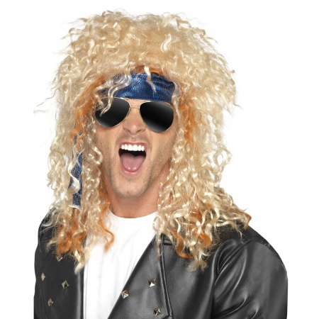 80s Rocker Costume Kit image
