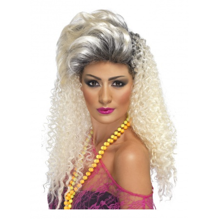 Valley Girl Costume Wig image