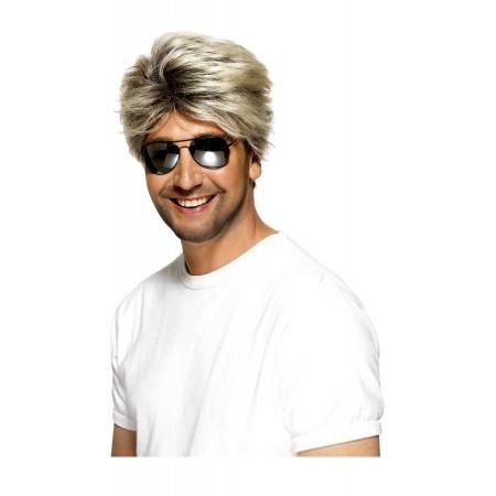 Miami Vice Costume Wig image