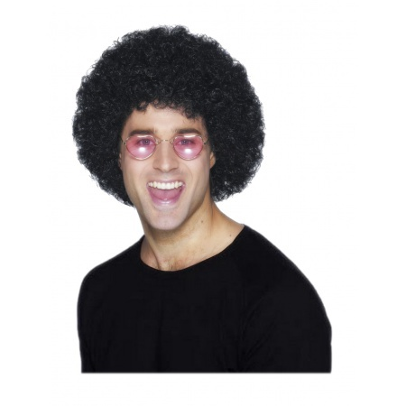 Afro Costume Wig image