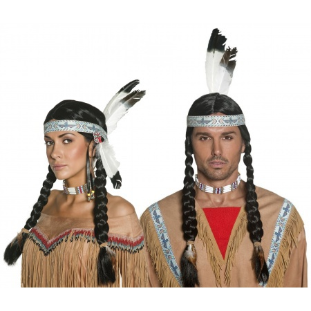Native American Wig image