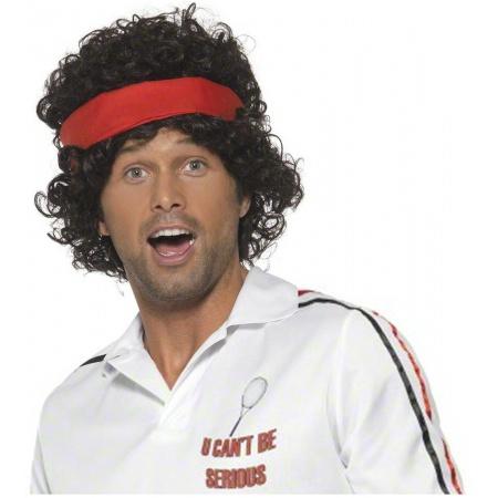 John McEnroe Costume Wig image