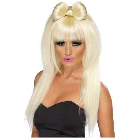 Lady Gaga Bow Wig image