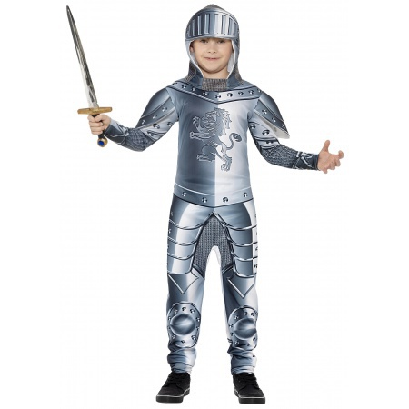 Kids Armor Costume image