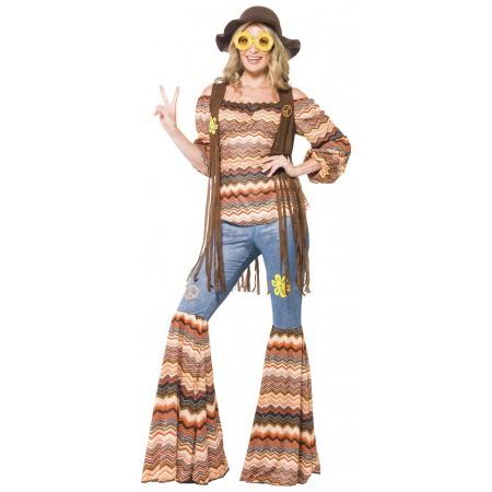 60s Hippie Costume image