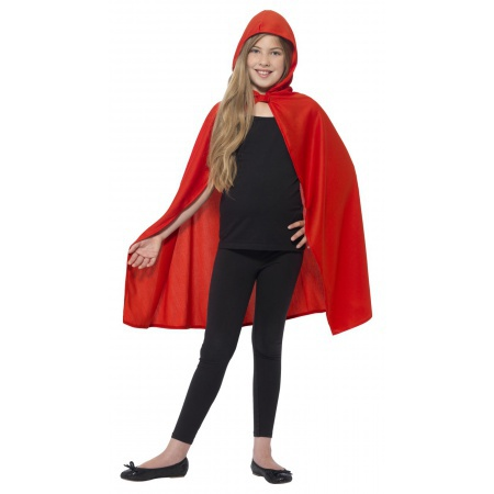 Red Riding Hood Cape image