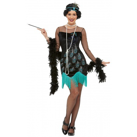 Flapper Peacock image