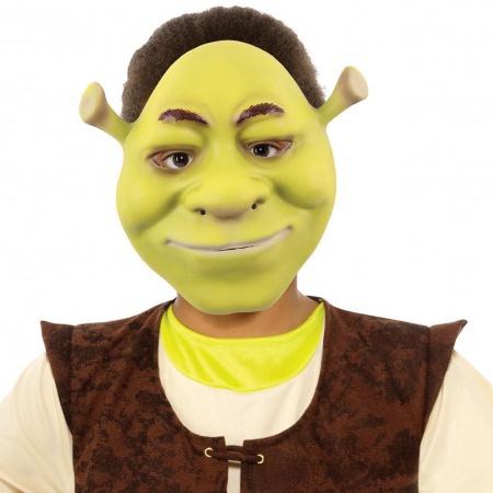 Kids Shrek Mask image