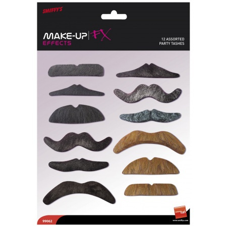 Fake Moustaches image