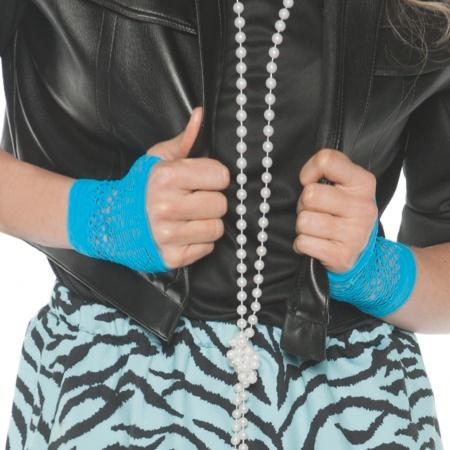 Fingerless Fishnet Gloves image
