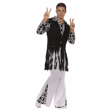 Mens 60s Swinger Costume image