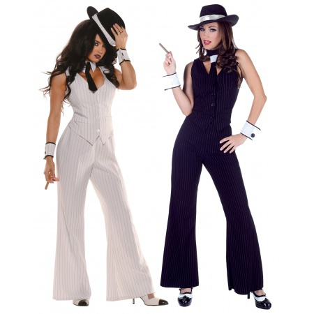 Womens Gangster Costumes image
