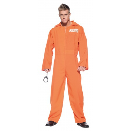Prisoner Costume image
