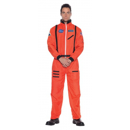 Teen Astronaut Costume For Guys image
