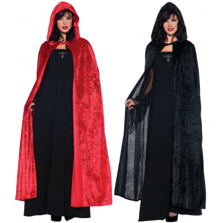 Hooded Cape image