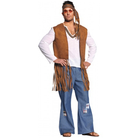Hippie Costume For Guys image