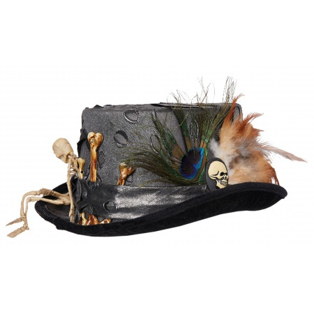 Witch Doctor Hat image