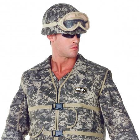 Adult Army Helmet image