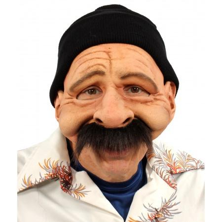Old Man Mask For Men image