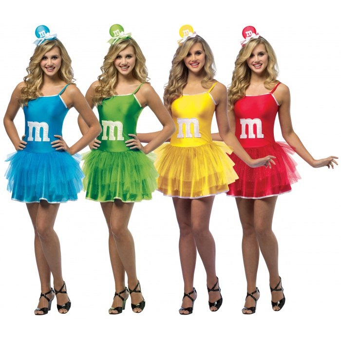 2. M u0026 M  sc 1 st  Odyssey : costumes for teenage girls ideas  - Germanpascual.Com