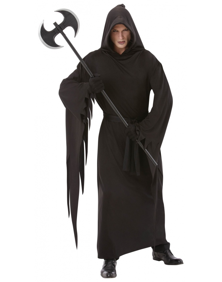 Halloween Costume 303.Death Halloween Costume For Men Male