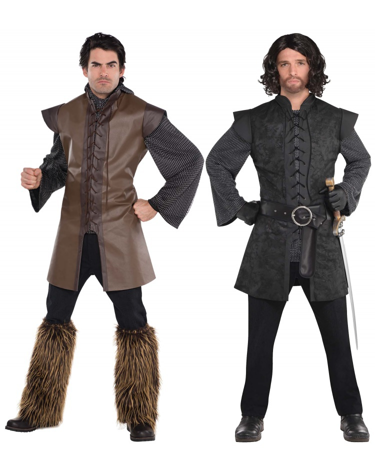 Mens Zulu Warrior Costume Plus Size
