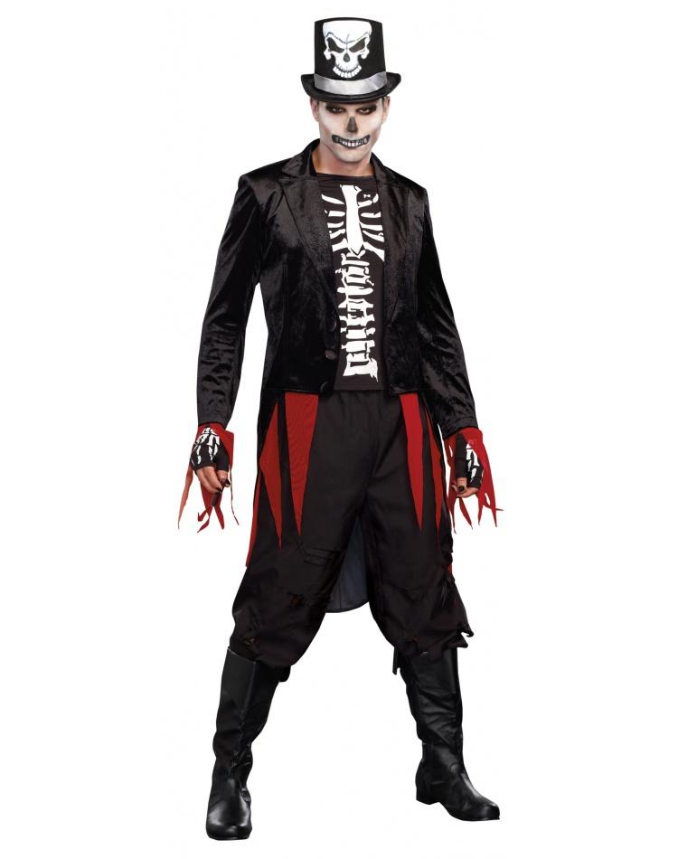 Voodoo Priest Costume Adult