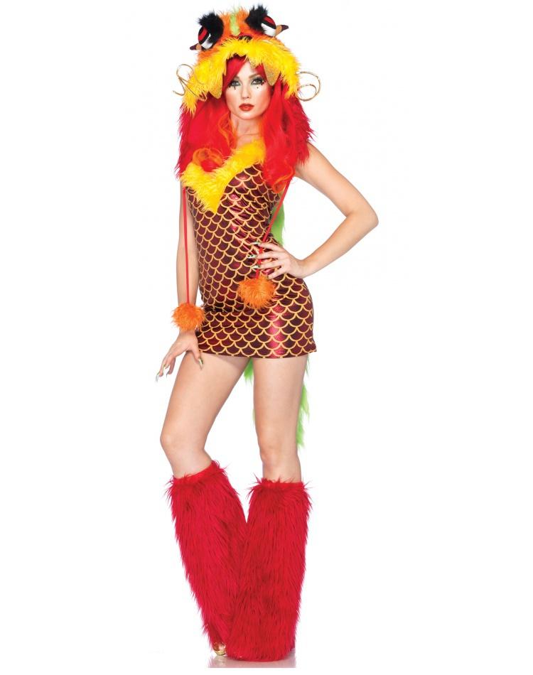 Sexy lady liberty costume