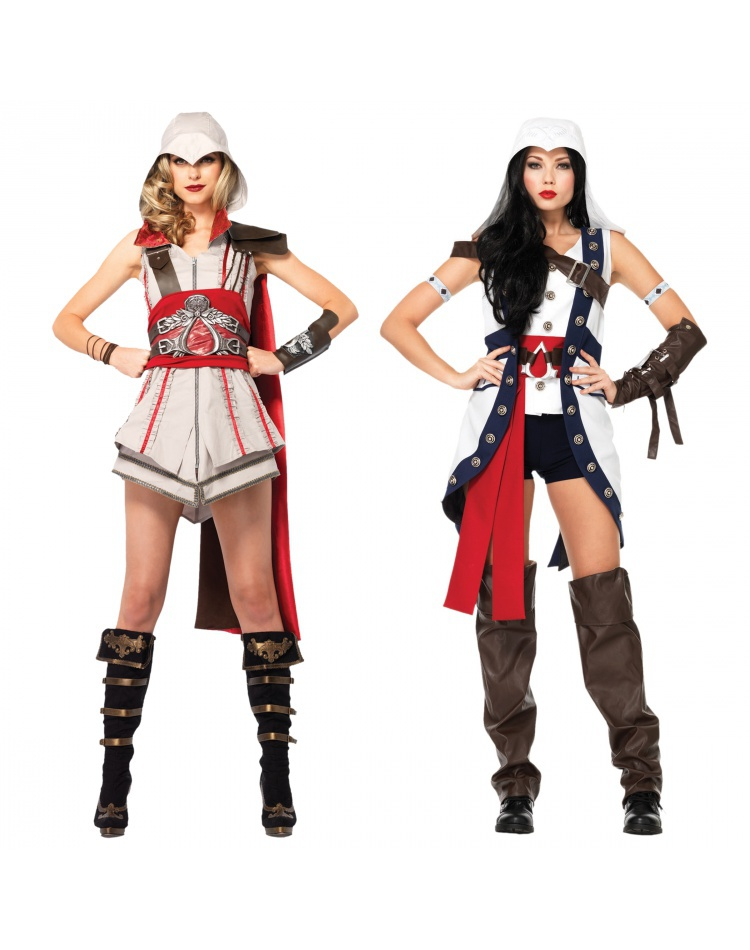 Female Assassins Creed Costume Adult Assassin S Creed Halloween