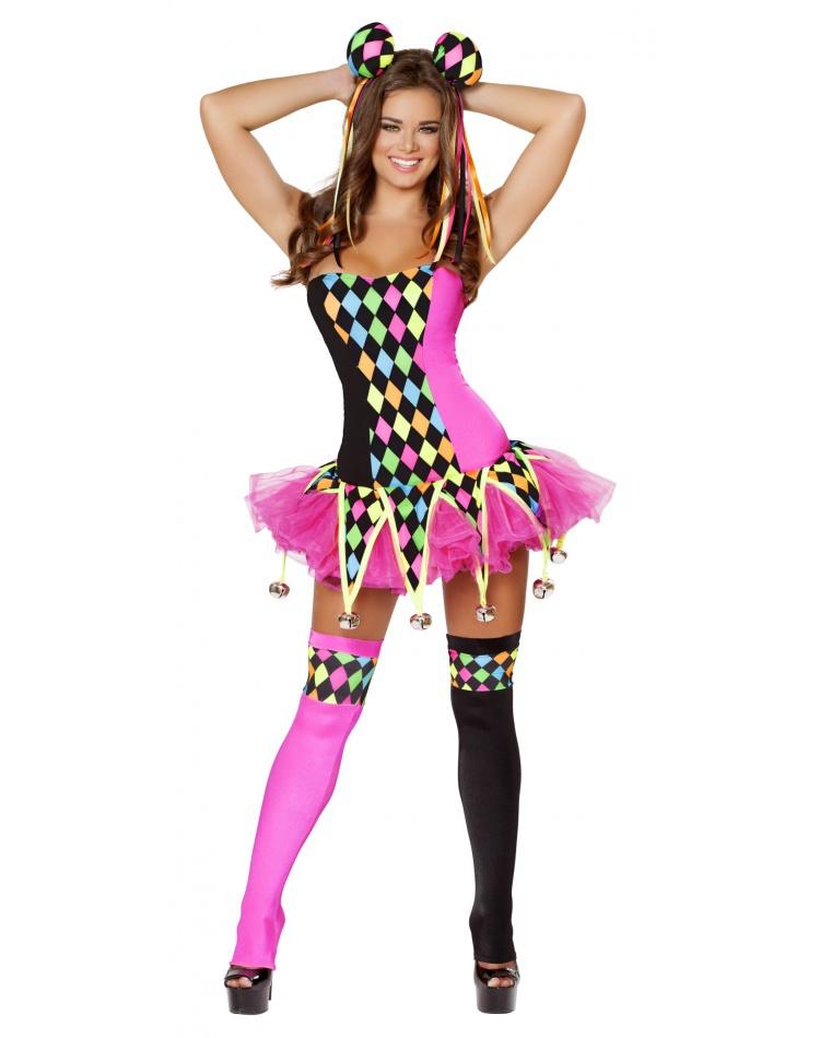 025c6784f03 Sexy Harlequin Costume For Halloween