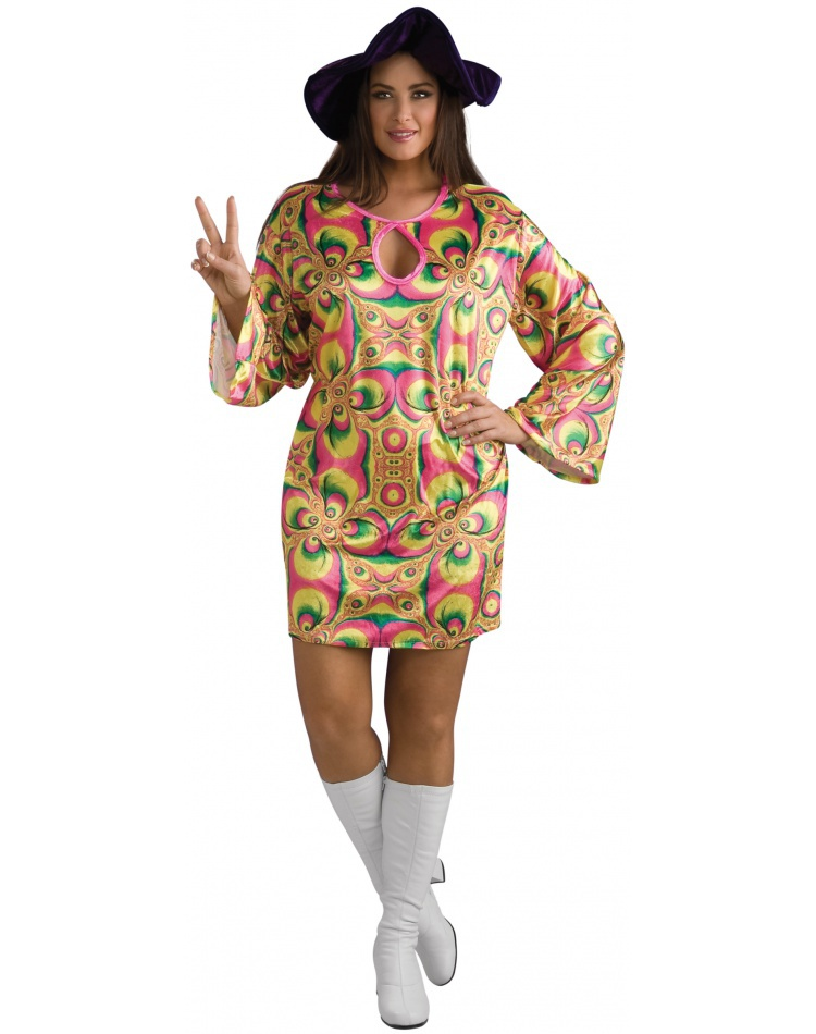 Janis Joplin Costume image  sc 1 st  CostumeBliss & Janis Joplin Costume Female