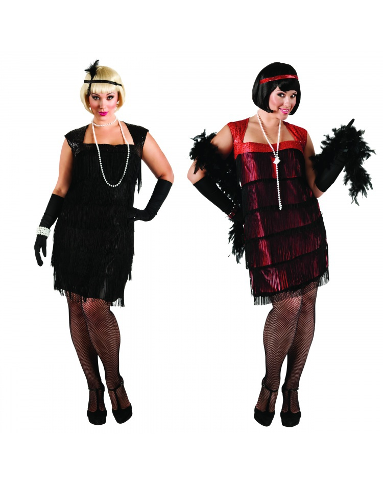 Flapper Costume 1920\'s Roaring 20s Dress