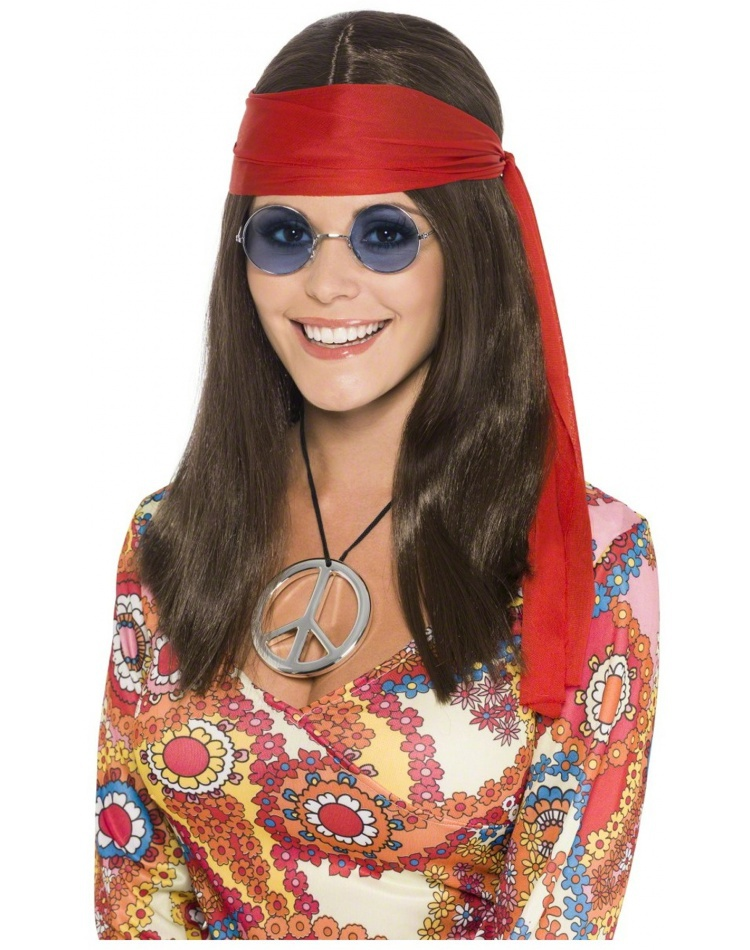 Diy Hippie Costume Accessory Set Halloween